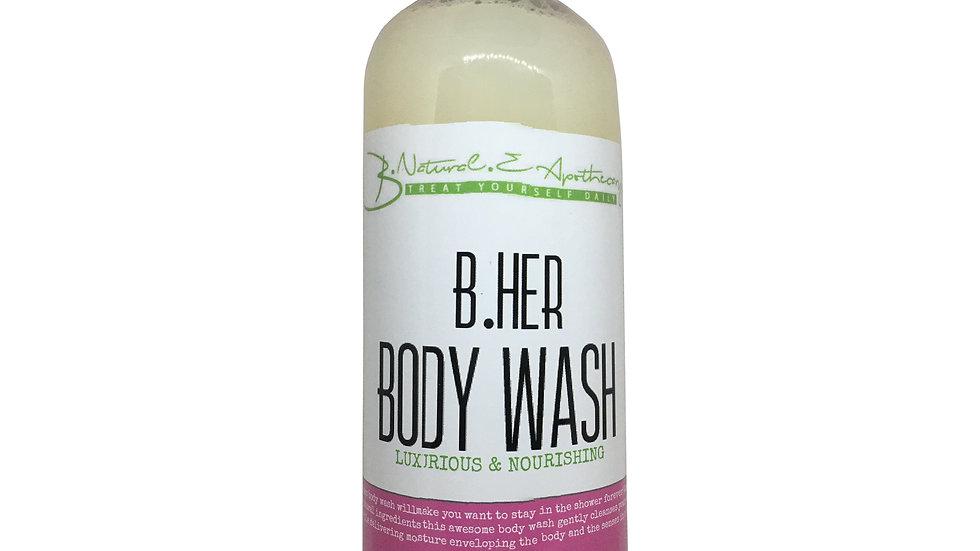 b.her Body Wash