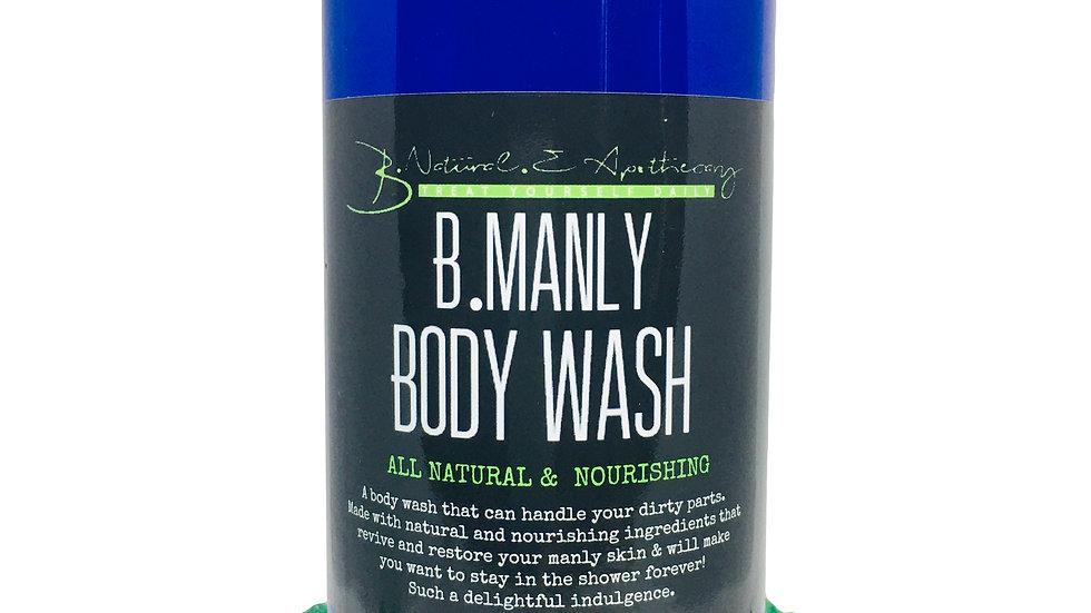 b.manly Body Wash