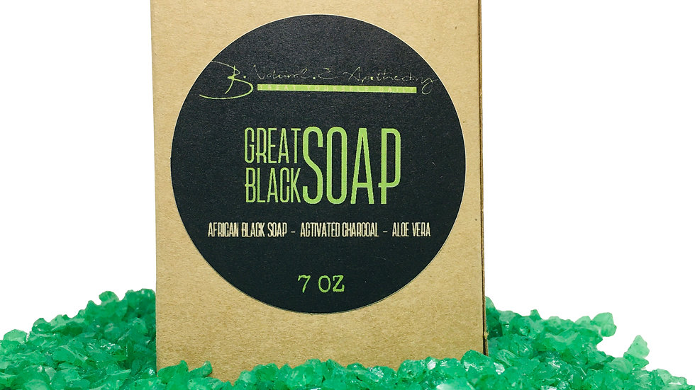 The Great Black Soap