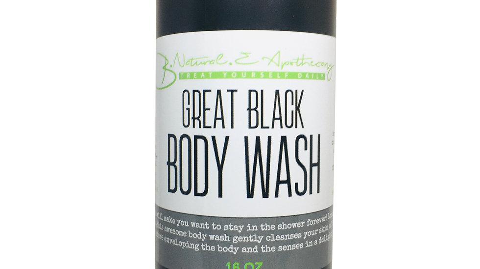 Great Black Body Wash