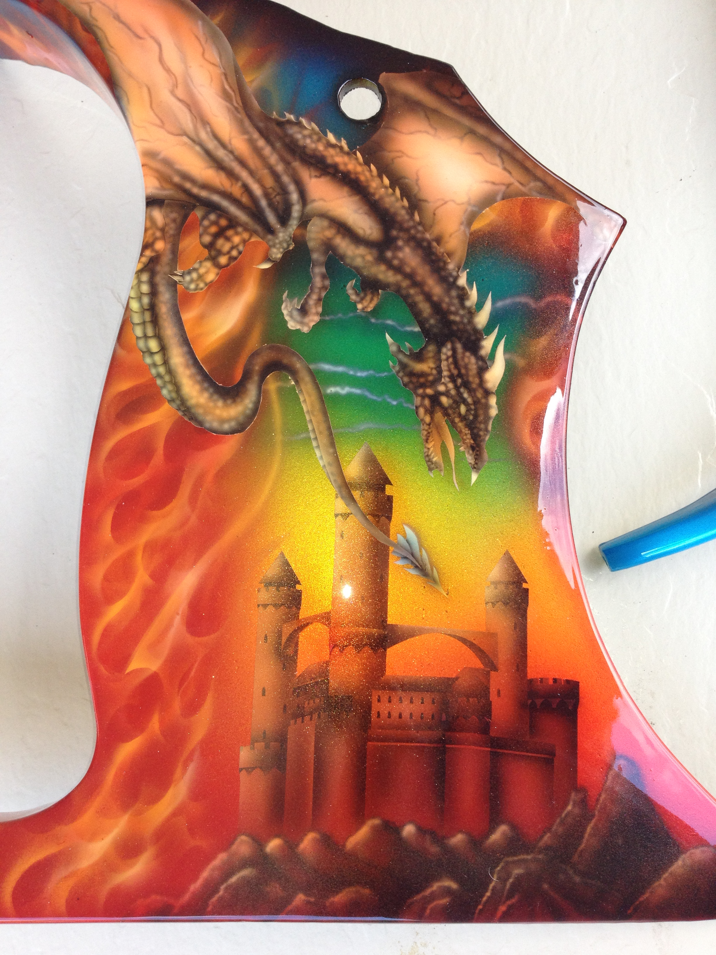 Harley-Davidson-Fantasy-dragon-warrior3