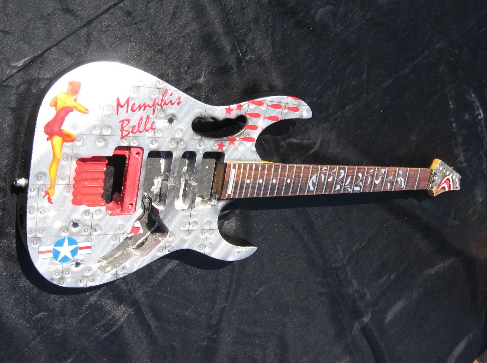 Guitar-Greg-Cassell-Bomber-Plane-Blonde- (9)