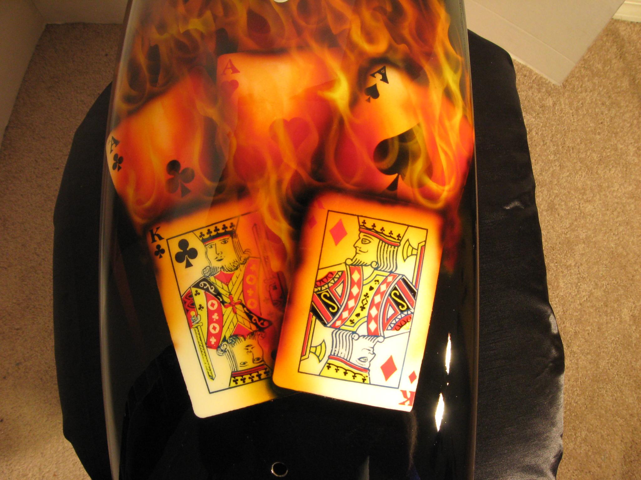 Harley-Davidson-Cards-True-Flames-Full-house-fullhouse-acces-kings-Fender