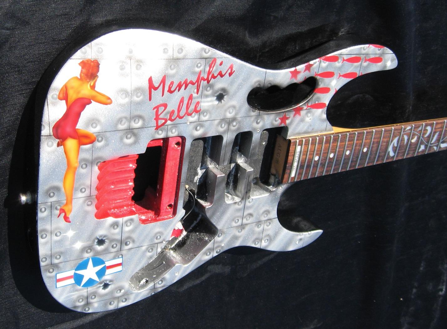 Guitar-Greg-Cassell-Bomber-Plane-Blonde- (16)