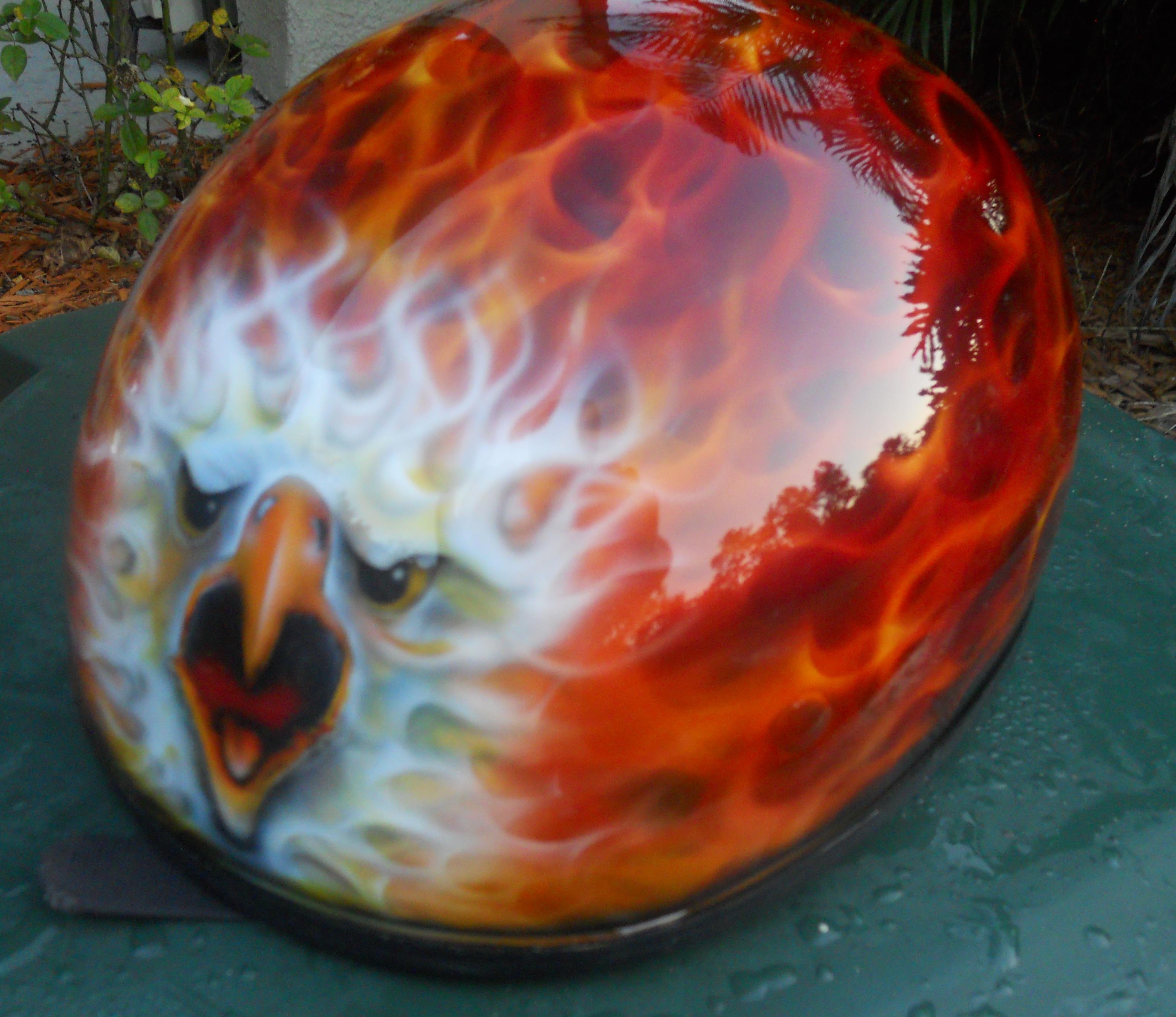 Motorcycle-Helmet-Eagle-True-Flames