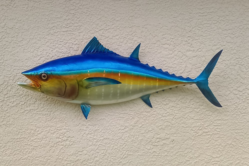 38''inch Blue Fin Tuna with Realistic Pattern