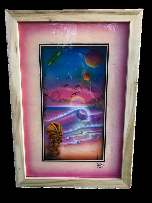 Cosmic Tiki, Wave & Planets