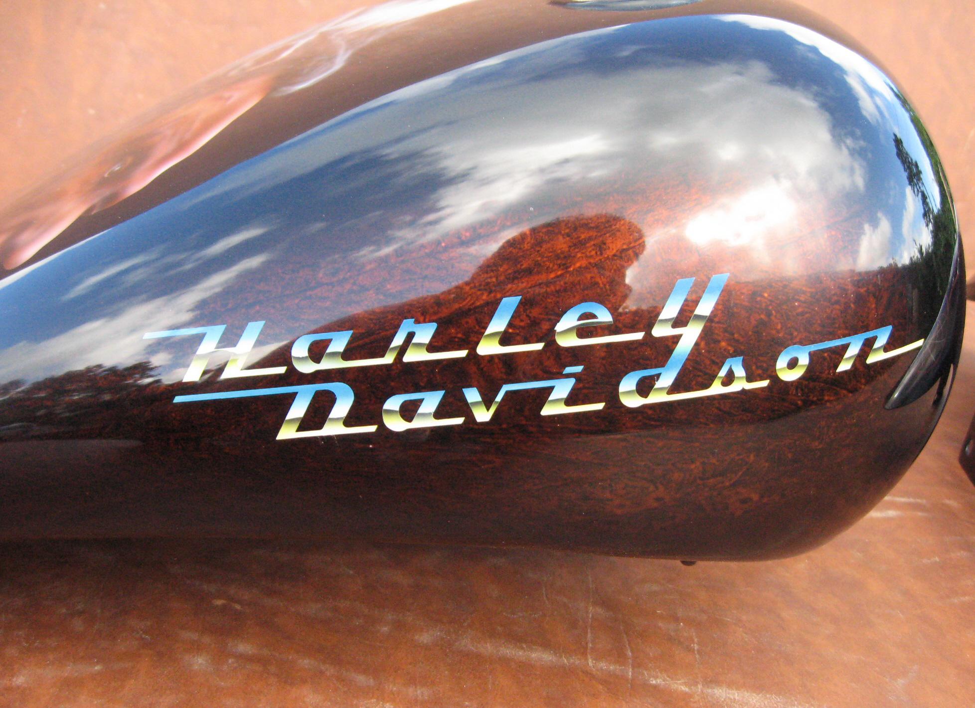 Harley-Davidson-Native-American-Logo-Gas-tank-Gas-Tank