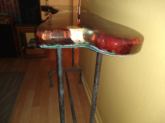 Cedar High Top Table