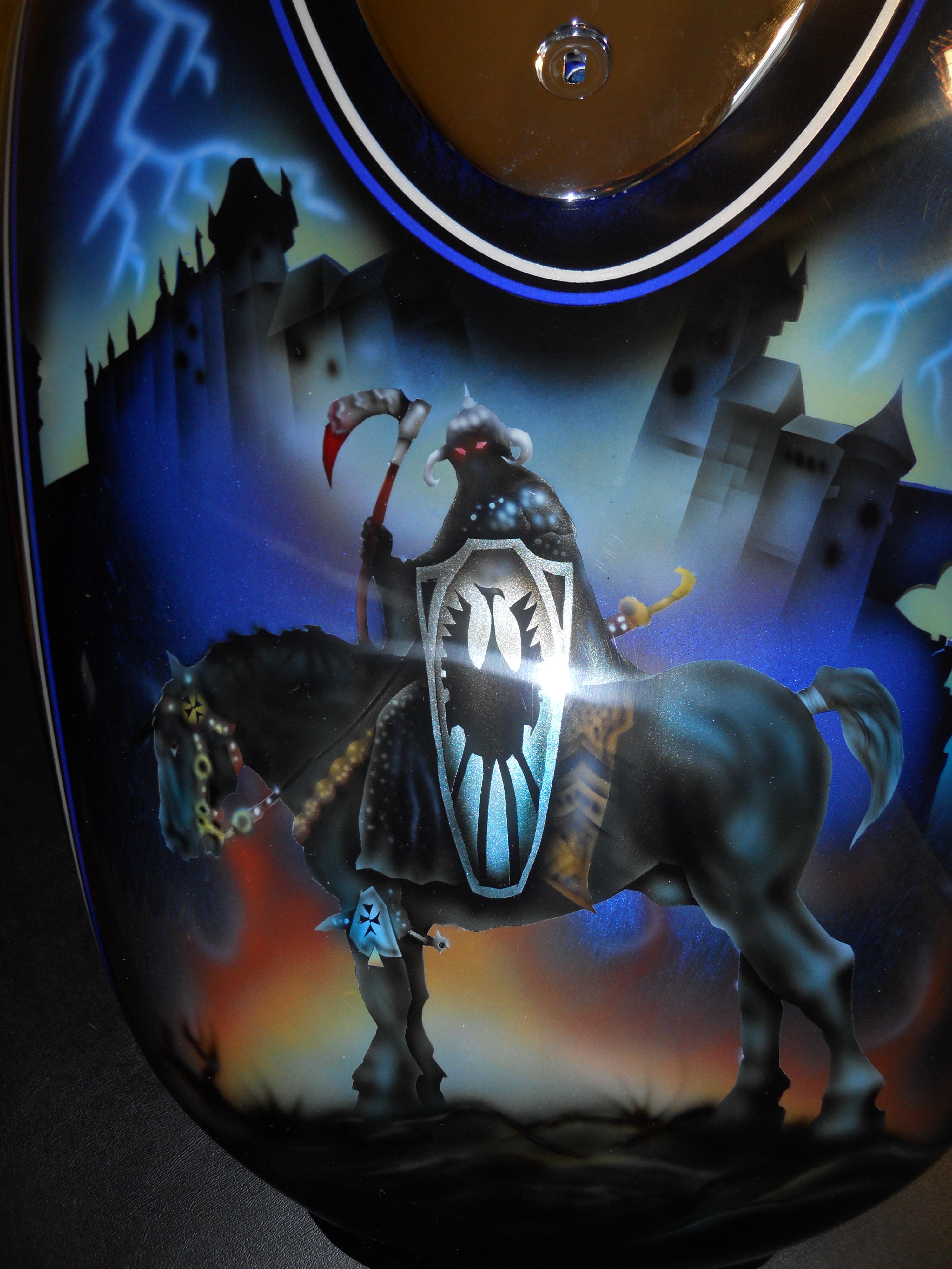Harley-Davidson-Knight-Reaper-Horse-Fender