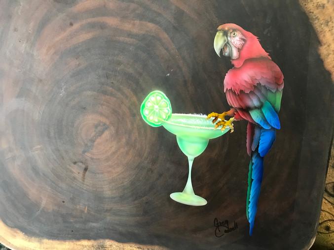 Macaw Margarita Earwood Table