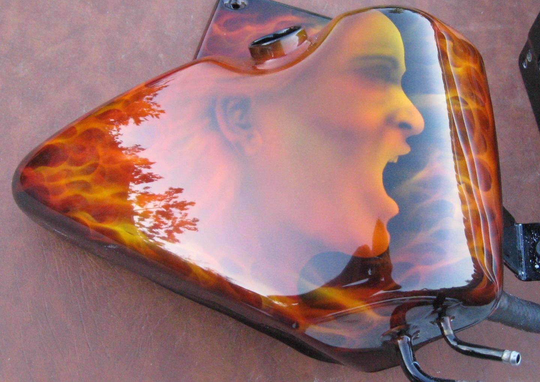 Harley-Davidson-Fantasy-Flames-oil-cover
