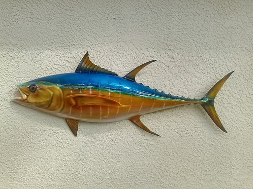 48''inch Yellow Fin Tuna Natural Design