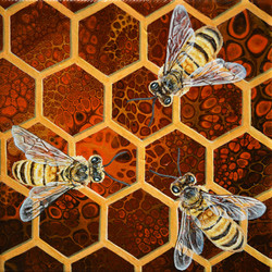 Honeybee Trio