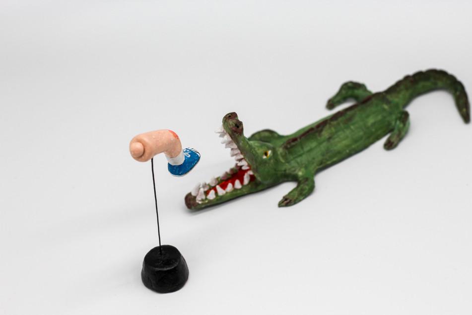 clay-crocodile