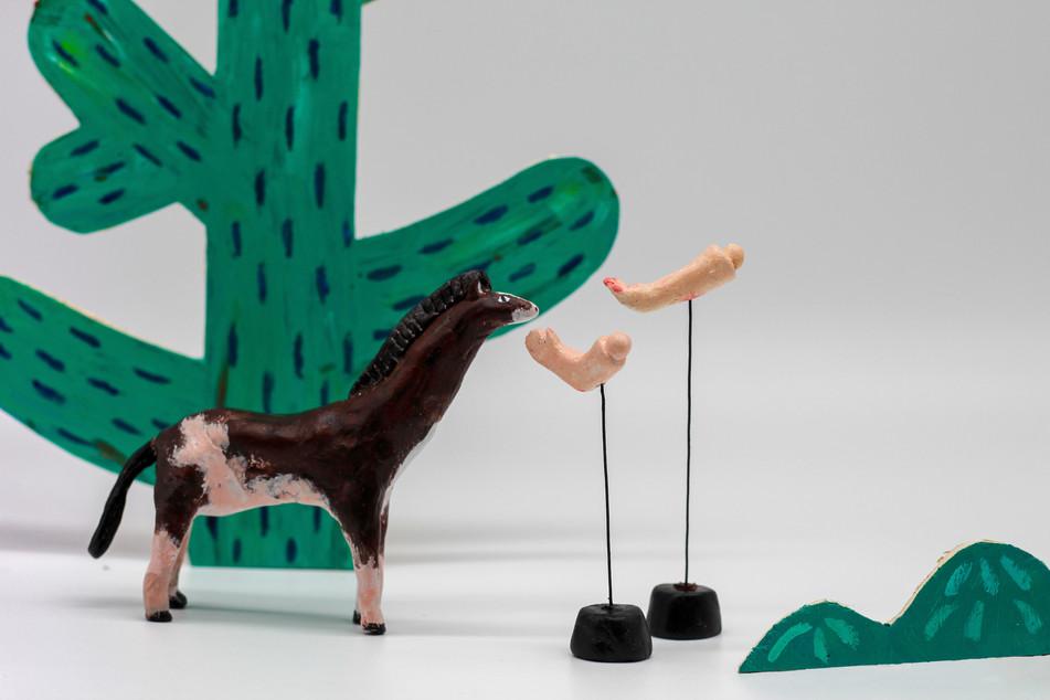 clay-horse