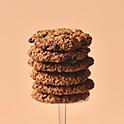 Vegan Gluten Friendly Oatmeal Raisin Cookie