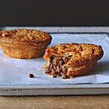 """8"""" Traditional Beef Meat Pie"""