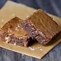 Sea Salt Caramel Brownie x 4pcs