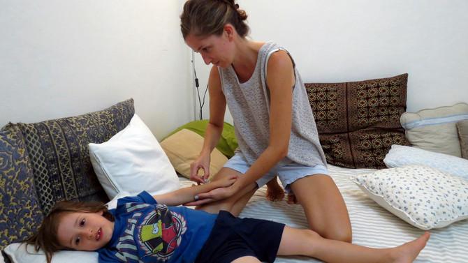 טיפול בילדים: השוני בין ילד למבוגר