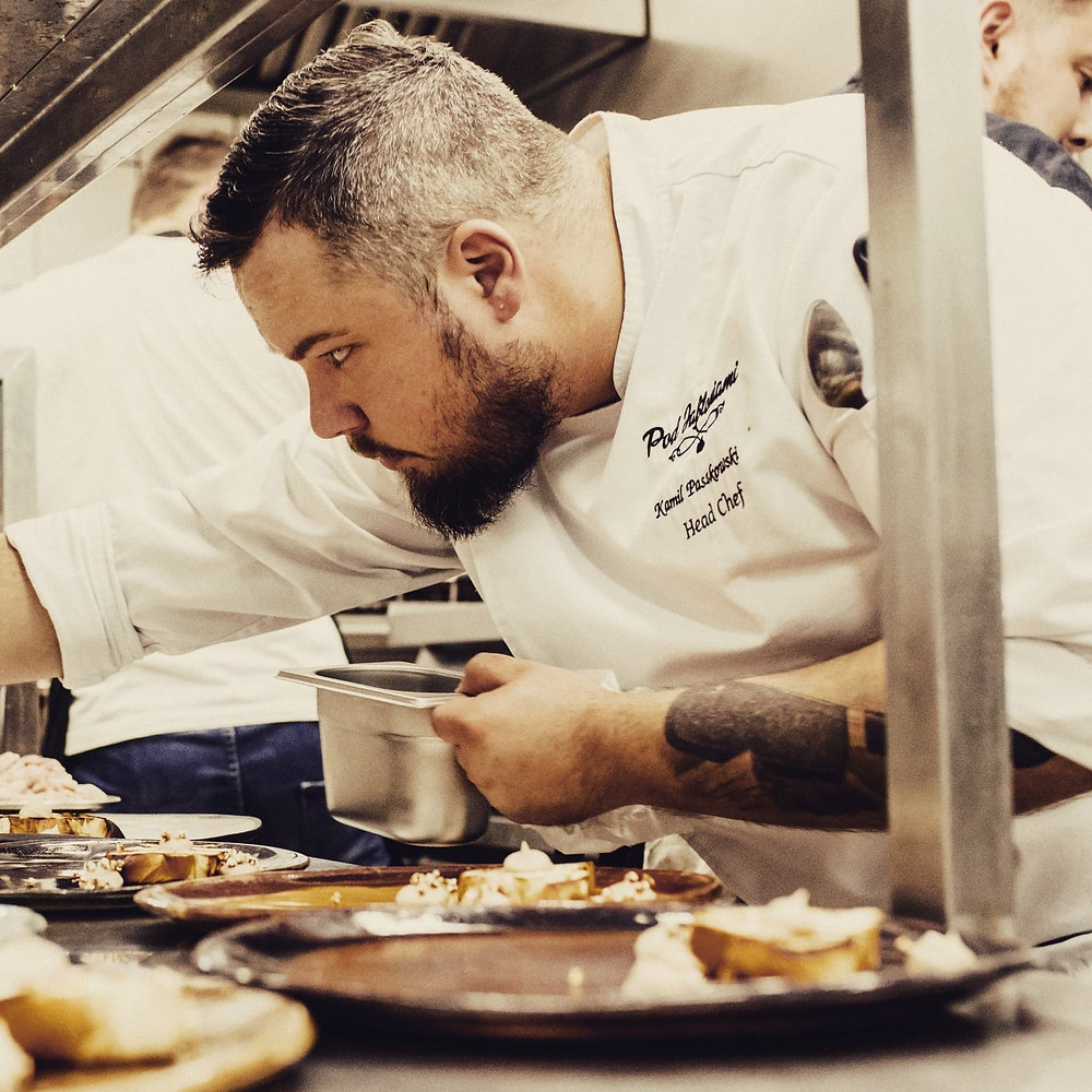 Prowadzący Warsztaty kulinarne