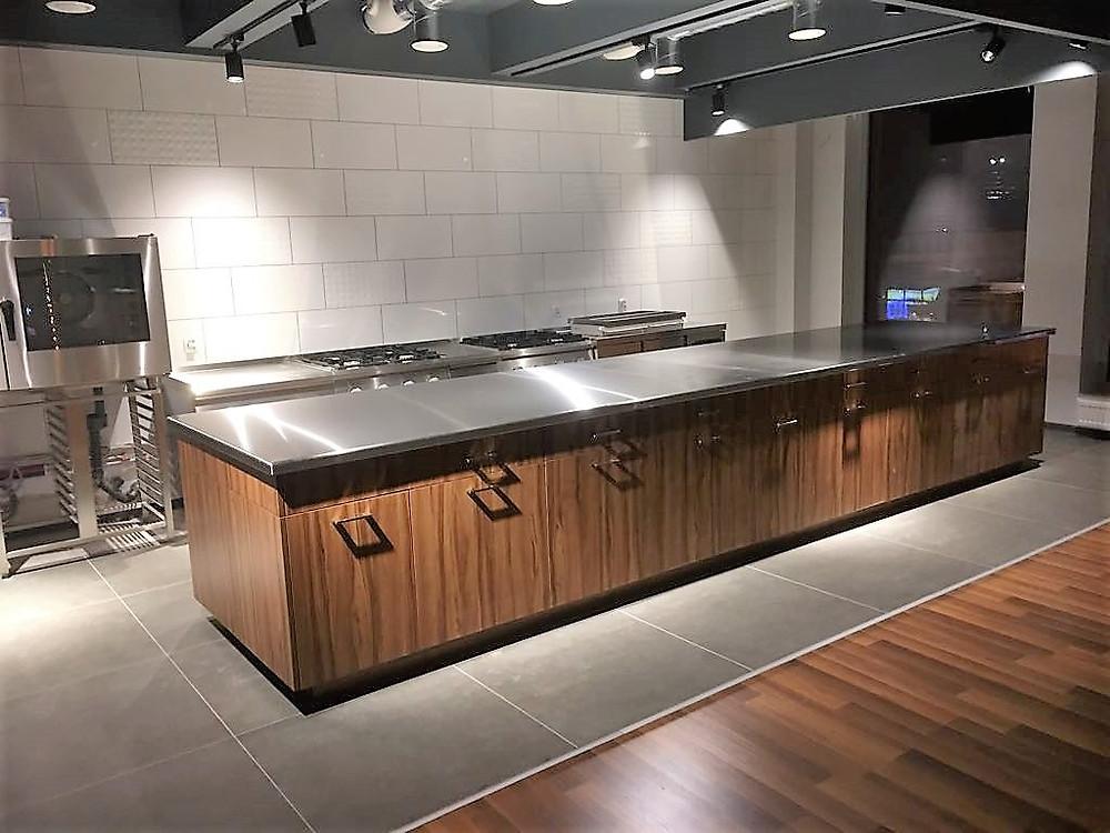 Przestrzeń kuchenna