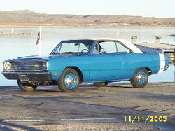 Van Ostrand - 1969 Dodge Dart