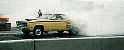 Paul & Leona Van Ostrand 1972 Duster