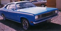 Mike Recker - 1972 Plymouth Duster