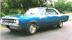 Joe Jaramillo  1968 Dodge Dart GTS