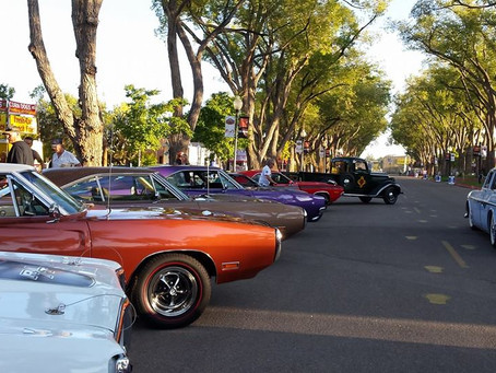 MOPARS ON THE MIDWAY