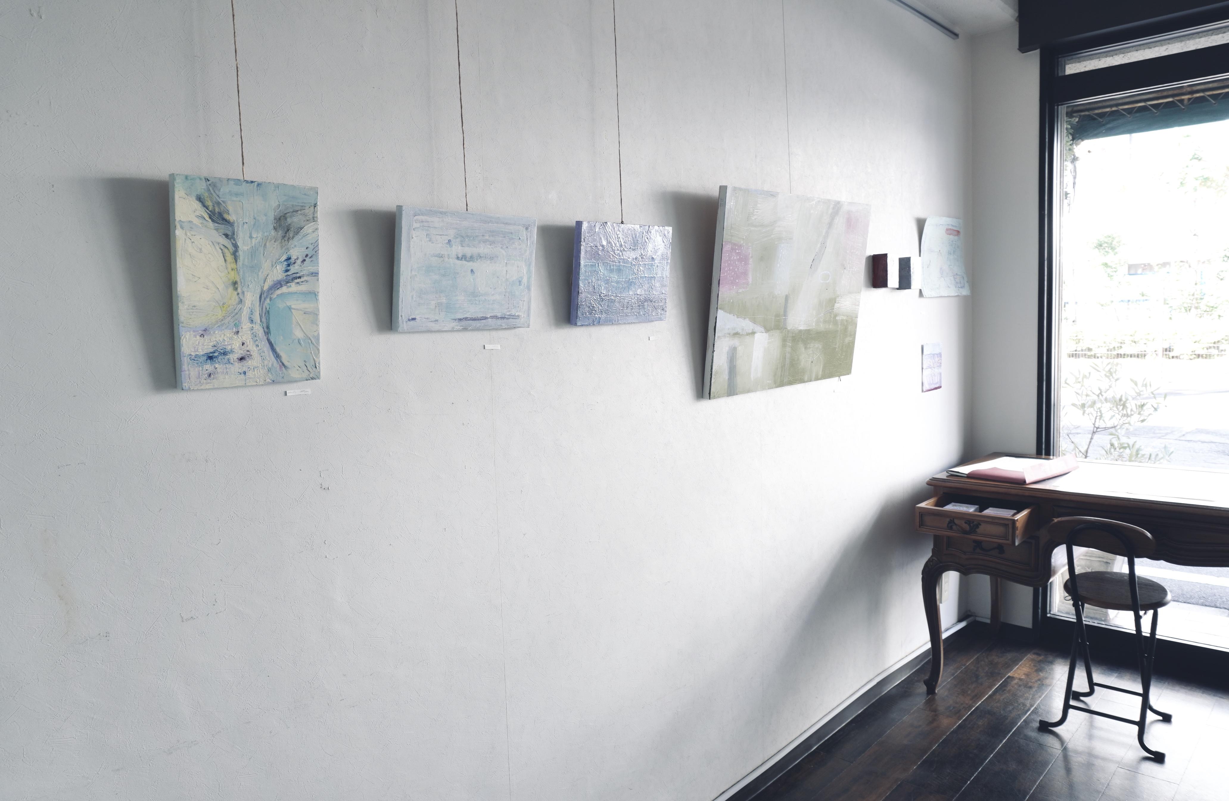 絵画展示例