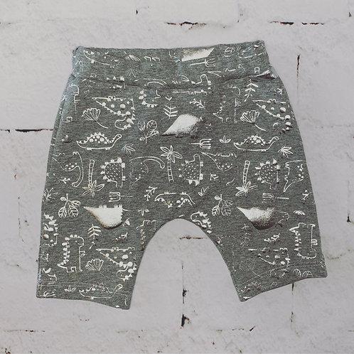 Dinos & Plants Shorts