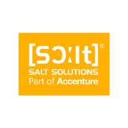 Salt Solution Part of Accenture