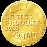 Auszeichnung: Bestes Produkt des Jahres  2020 LogiMAT