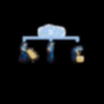 Künstliche Intelligenz (AI/KI) erkennt ergonomische Handlungen: Normale Haltung, Überkopf, gebeugte Bewegungen und Handlungen: stehen, laufen, fahren. Artificial intelligence (AI/KI) recognizes ergonomic actions: Normal, overhead, flexed movements and actions: standing, walking, driving.