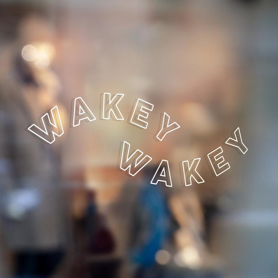Wakey Wakey Breakfast