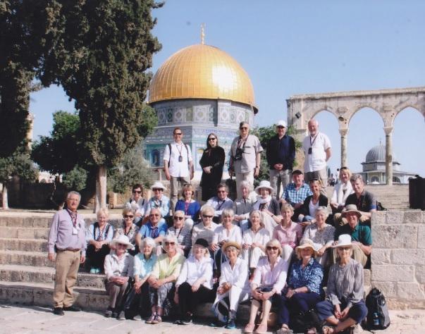 parish pilgrim group