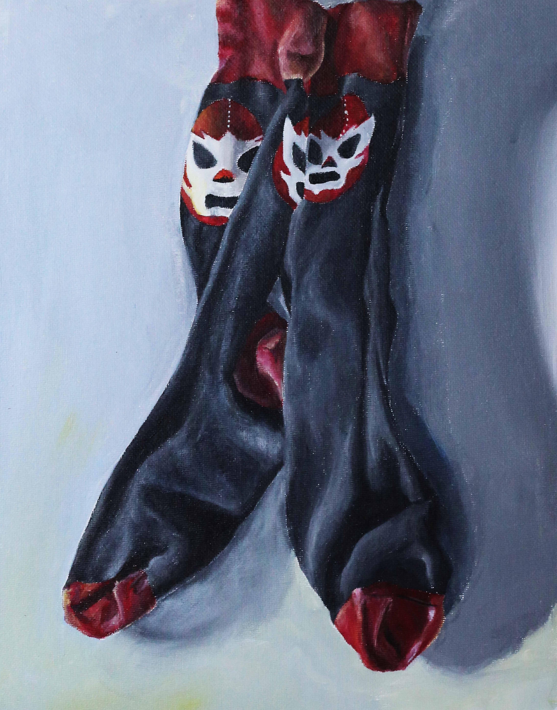Still Life Series: Socked