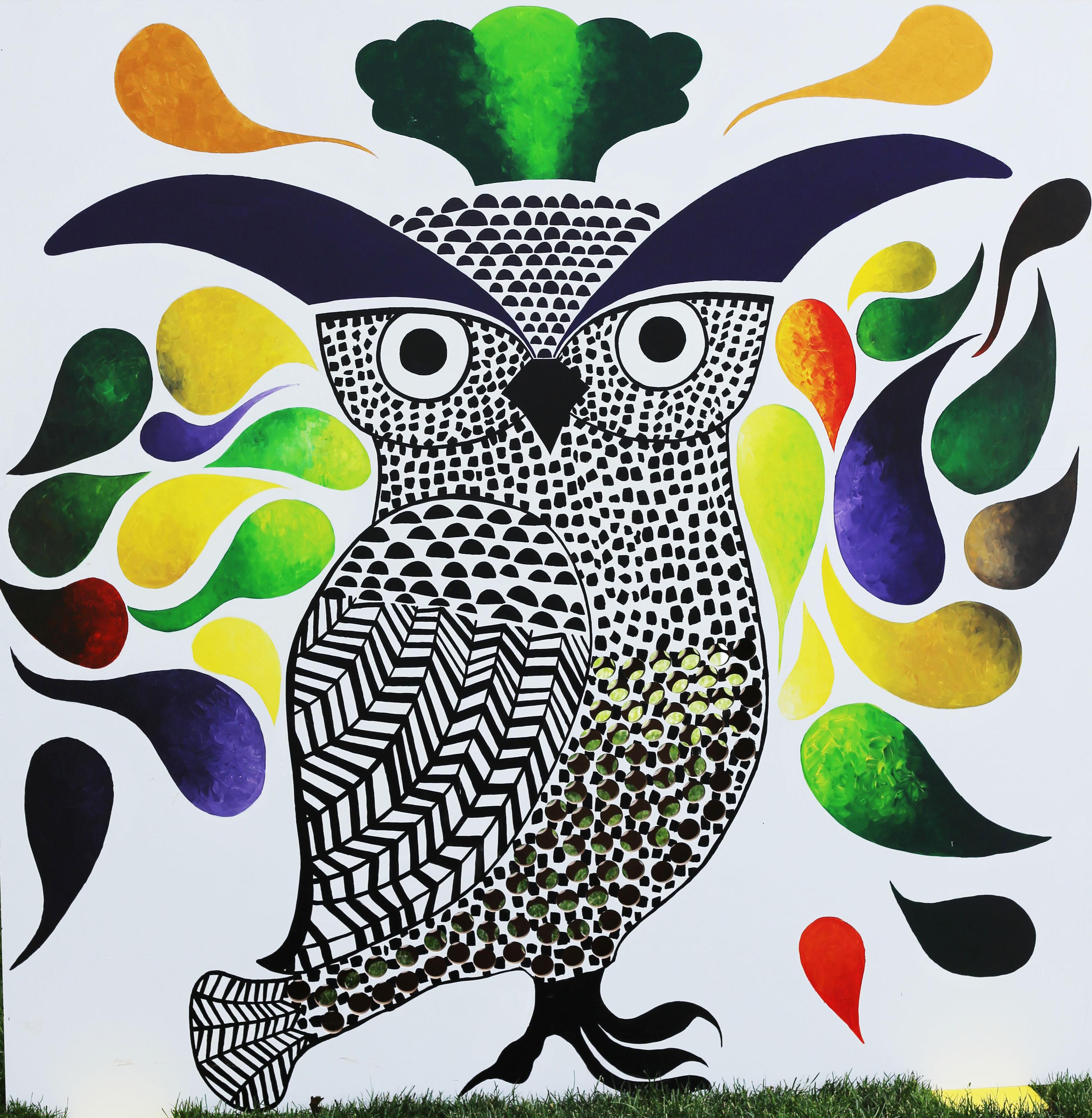 Summertime Owl