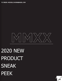 New Product for 2020