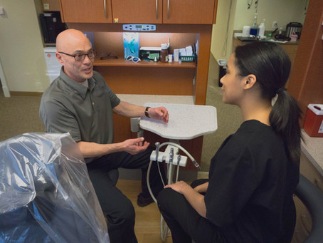 Dental Assistants Need Good Partners to Make Things Easier