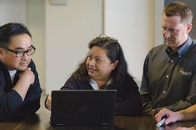 Noemi Cruz, Director of Logistics, Reach Dental Equipment Service