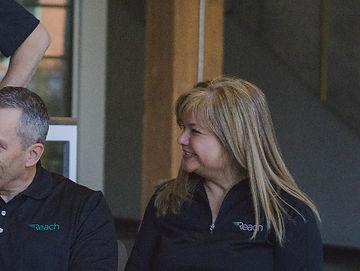 Tina Biersack, Chief Team Builder, Reach Dental Equipment Service
