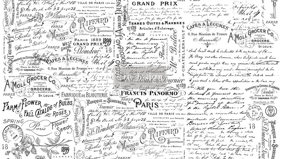 Zoey (19″ X 30″) Tissue Paper