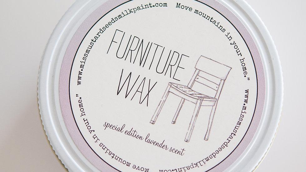 Furniture Wax (Clear)