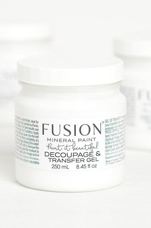 Fusion Transfer Gel / Decoupage 250 ml