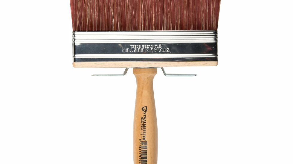 Staalmeester  - Wall Brush #14 - 4 in.