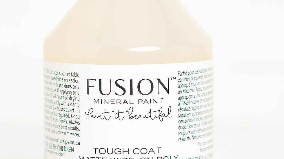 Tough Coat (Glossy Finish)