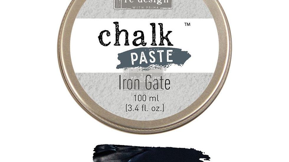 Iron Gate - Chalk Paste by Prima